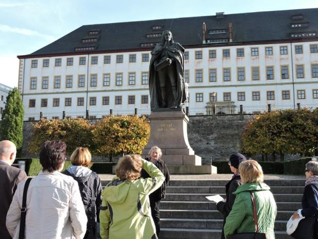 Kulturfahrt in die Spohr-Stadt Gotha