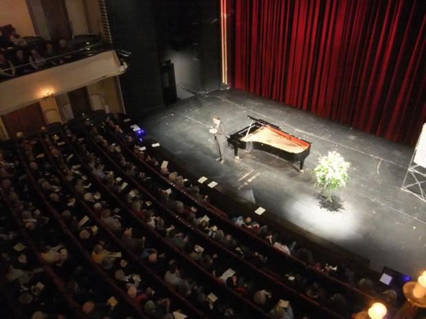 Grotrian-Steinweg Klavierspielwettbewerb
