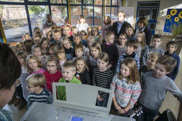 """Grundschule Völkenrode/Watenbüttel wird """"Spohr Schule 2016/17"""""""