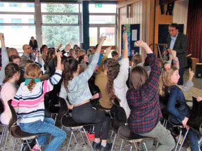 """""""Spohr Schule 2017/18"""" Grund- und Hauptschule Rüningen"""